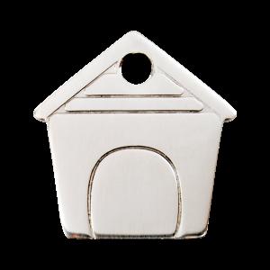 Médaille à graver pour chiens et chats Red Dingo - Niche - Taille L - Ref. Red Dingo : 02-DH-ZZ-LG