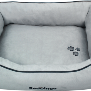 Couchage pour chien Red Dingo Donut - Ref. DN-MF-SI-LG