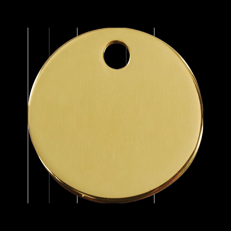 Médaille Red Dingo - Code Design : 03CL - Face arrière
