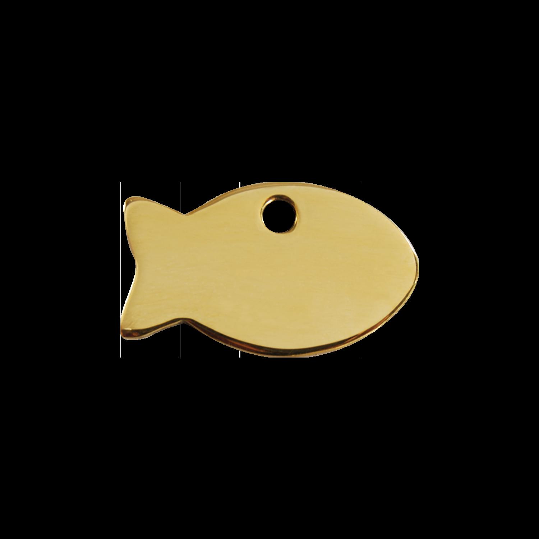Médaille Red Dingo - Code Design : 03FI - Face arrière