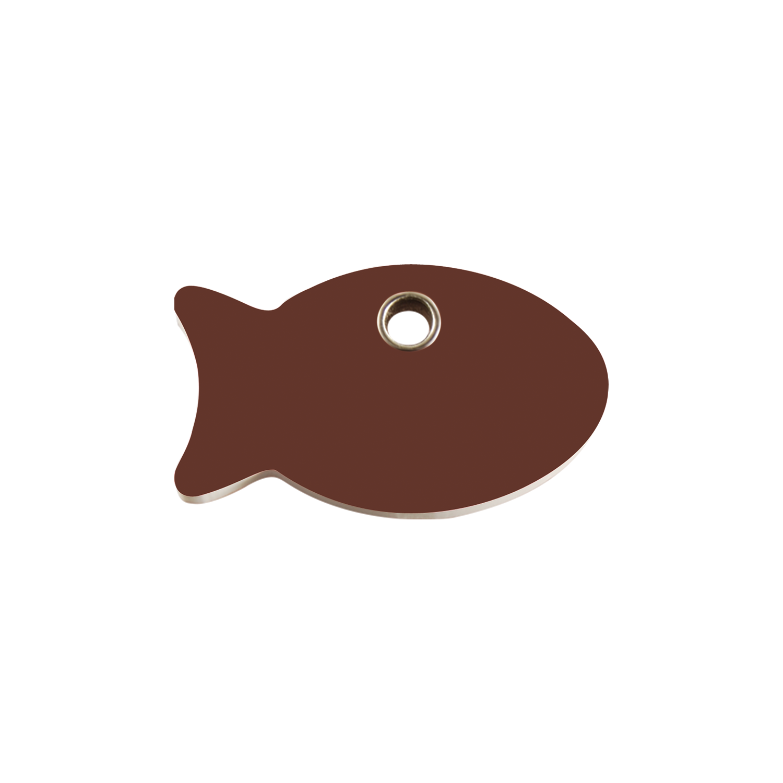 Médaille Red Dingo - Code Design : 04FIBR - Face arrière