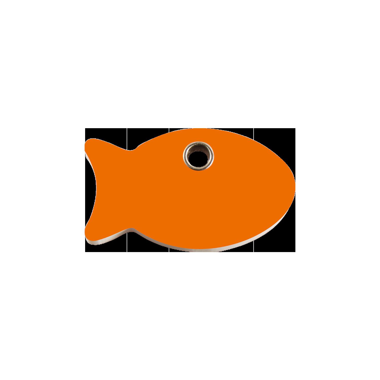 Médaille Red Dingo - Code Design : 04FIOR - Face arrière