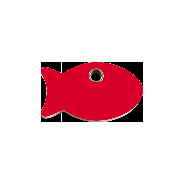 Médaille Red Dingo - Code Design : 04FIRE - Face arrière
