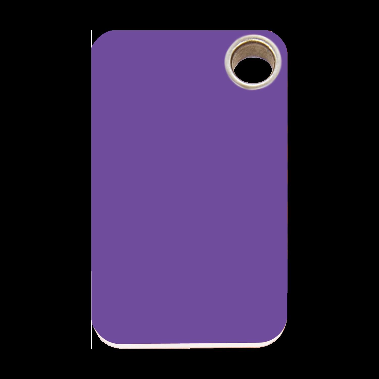Médaille Red Dingo - Code Design : 04RTPU - Face arrière