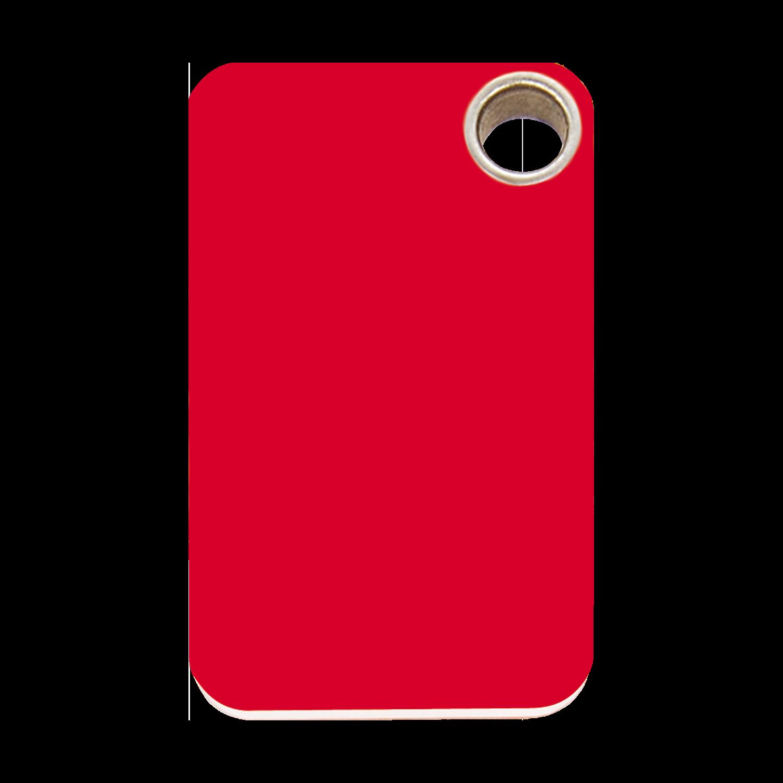 Médaille Red Dingo - Code Design : 04RTRE - Face arrière