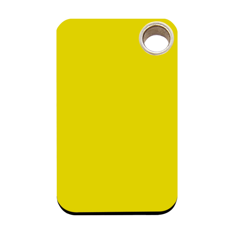Médaille Red Dingo - Code Design : 04RTYE - Face arrière