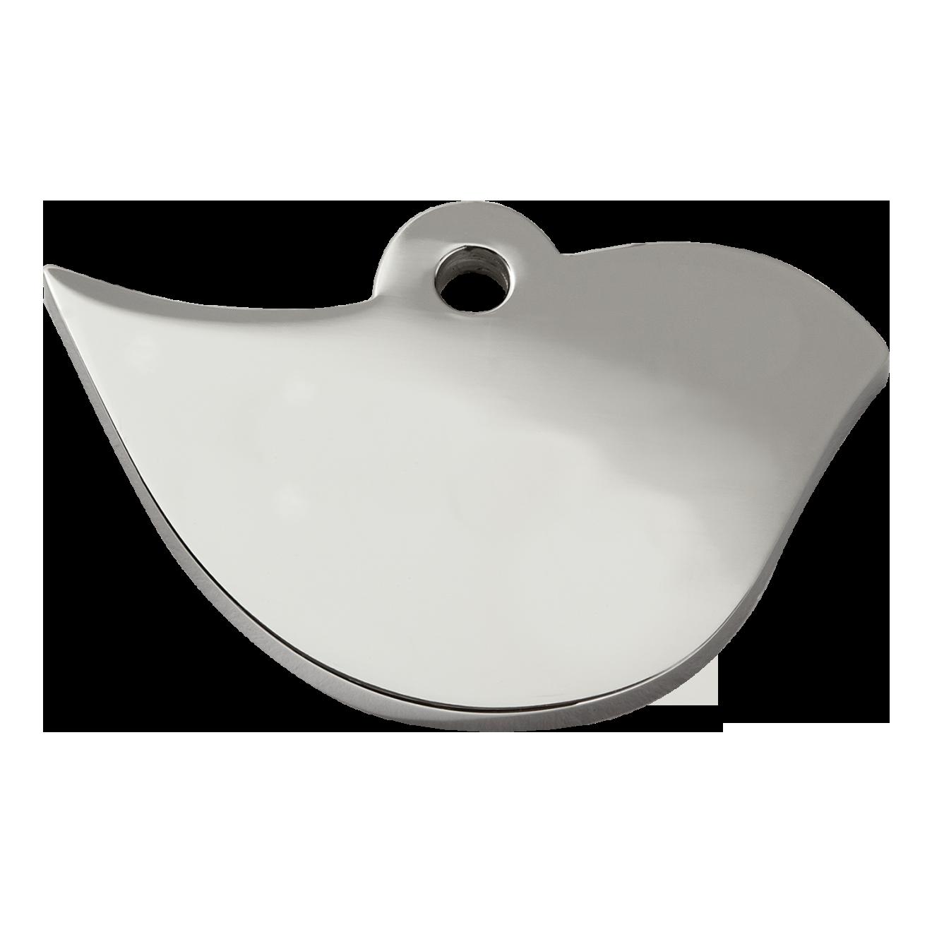 Médaille Red Dingo - Code Design : 08BI - Face arrière